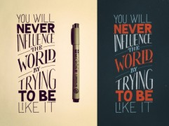 FYI-Sean-McCabe-Lettering-you-will-never-influence-the-world-575x431