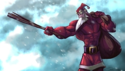 12-superhero-santa-claus-christmas-artworks-illustrations