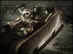 9-ripper-santa-claus-christmas-artworks-illustrations