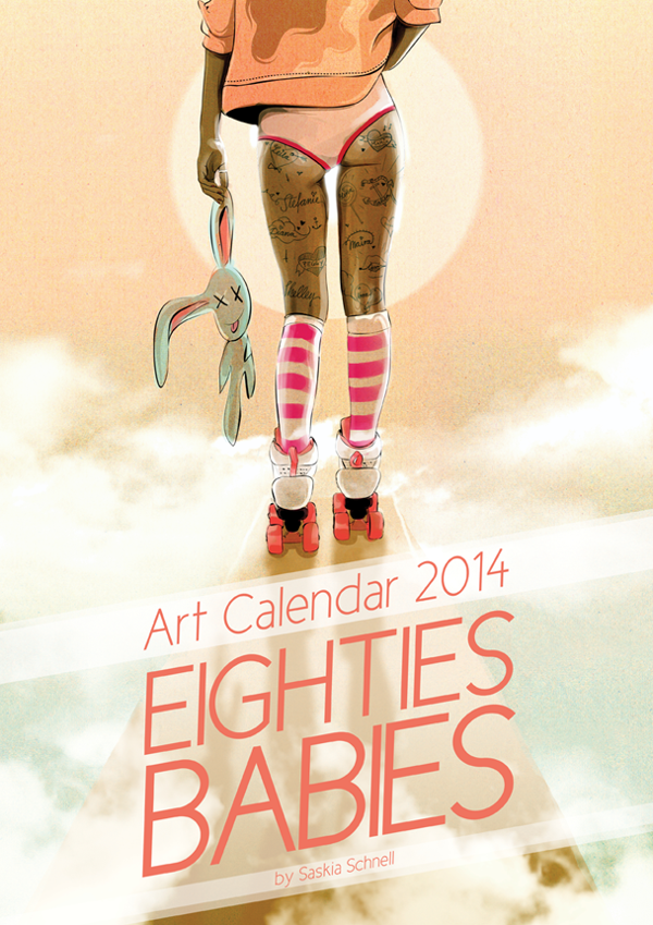 001-eighties-babies-calendar-2014-saskia-schnel