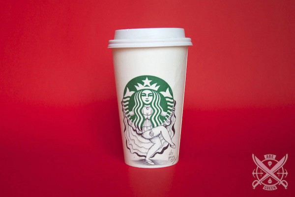 The-Secret-Life-of-the-Starbucks-Siren-by-Abe-Green-02-600x401