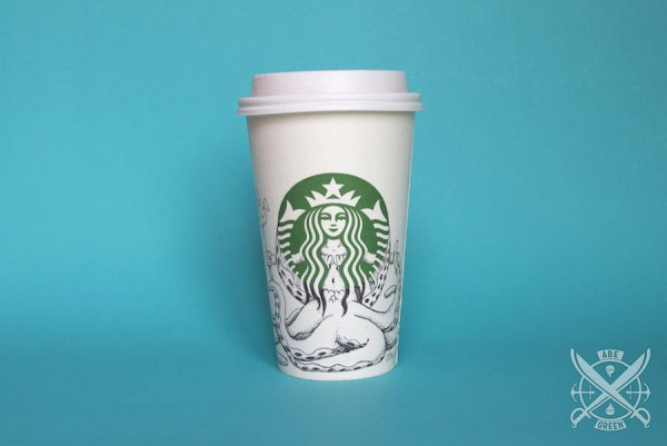The-Secret-Life-of-the-Starbucks-Siren-by-Abe-Green-06-600x401