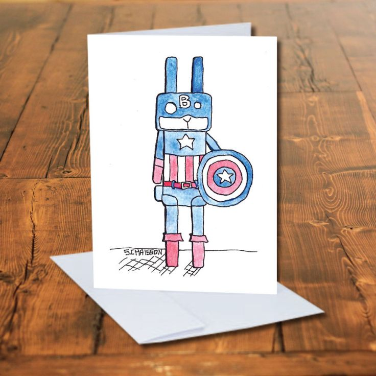 Illustrated-Bunnies-as-SuperHeros-Drawn-with-Pen-and-Watercolor__880